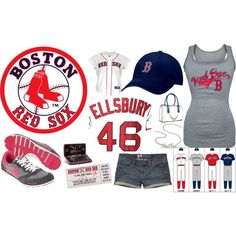 Outfit -- Red Sox