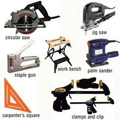 I LOVE TOOLS! In fact, I always ask for a power tool for birthdays, mother's day, christmas!