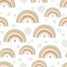Air Balloon, Balloons, Rainbow, Wallpapers, Boho, Pattern, Rain Bow, Globes, Rainbows