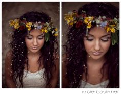 Ethereal Beauty styled session by Kristen Booth.