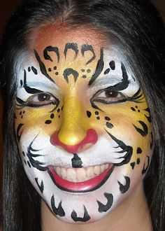 | 20+ Cool and Scary Halloween Face Painting Ideas
