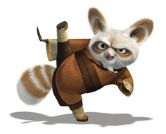kung fu panda dragon peach shifu | Legends of Awesomeness