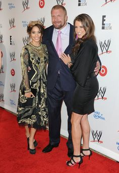 Stephanie McMahon - Arrivals at WWE's 'Superstars for Hope' Event