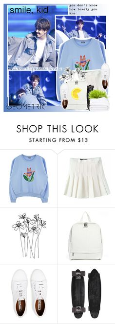 """""""Yay babys!"""" by blue-park ❤ liked on Polyvore featuring ASOS, Acne Studios, GoldCoast, Frette, vintage, seventeen and scoups"""