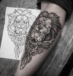 Thanks to Evgeny ✨ #mysketch #linework #lineworktattoo #skulltattoo #blackwork #blackart #tattooink #tattoomoscow #tattooart