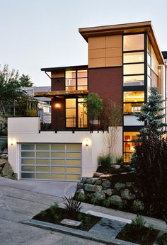 25 Best Modern House Designs | House facades, Facades and Balconies