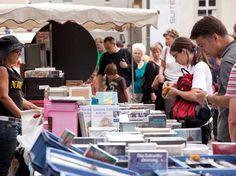 Visit on sundays for hipster market vibes - Boxhagener Platz
