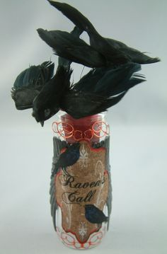 Raven Call - Join me at Artfully Musing in September 2012 for the Pretty Potions and Poisons Apothecary Event