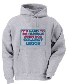 Its hard to be humble when youre a Collect Legos Youth Hooded Sweatshirt (for Kids) ASH GREY SMALL