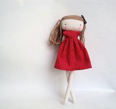isabella, rag doll by las sandalias de ana, via Flickr
