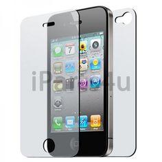 Displayschutzfolie Vorder- und Rückseite iPhone 4 und 4S iPad Zubehör, iPhone Zubehör und iPod Zubehör || Gut und Billig