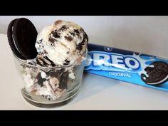 Glace aux Oreos SANS SORBETIÈRE (No machine oreo ice cream) - William's Kitchen - YouTube