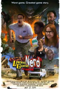 Angry Video Game Nerd: The Movie - BUY or RENT from Vimeo on Demand