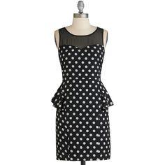 PR Panel Dress ($37) ❤ liked on Polyvore
