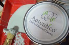 Secrets Vintage | Restauración armario con auténtico Chalkpaint y papel pintado Chalky Paint, Nature Paintings, Big Houses, Painted Furniture, Art Deco, Pure Products, Diy, Painting Tips, Furniture Restoration