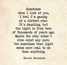 • Haruki Murakami