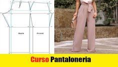 Curso Costura de Pantalones – 🎓 AprendeloGratis 🎓 Cursos 2020 Khaki Pants, Glamour, Sewing, Crochet, Jeans, Pattern, Natural, Videos, Fashion