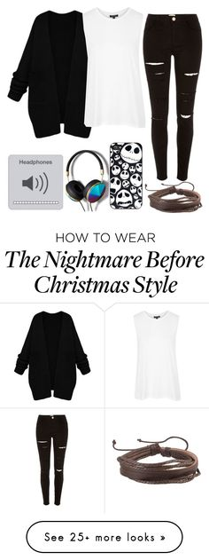 """SHOUT IT WITH ME!!"" by buesosanchez on Polyvore featuring Abercrombie & Fitch, River Island, Zodaca, Topshop, women's clothing, women's fashion, women, female, woman and misses"