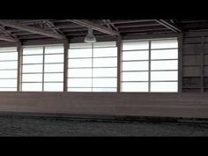 Short video of indoor with very nice transulcent side panels.   # Pin++ for Pinterest #
