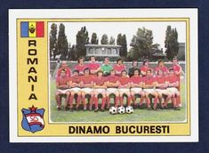 Dinamo Bucharest of Romania team group in Bucharest, Romania, 1970s, Football, Baseball Cards, Group, Tattoos, Sports, Collection