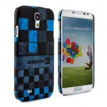 Carcasa Galaxy S4 - Quiksilver - Blue Checks  Bs.F. 193,35