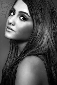 Ariana Grande poster, mousepad, t-shirt, #celebposter