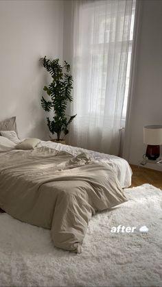Design Your Bedroom, Home Decor Bedroom, Bedroom Ideas, Minimalist Room, Aesthetic Room Decor, New Room, House Rooms, Home Decor Inspiration, Decoration