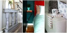 These crafty homeowners made the most of what they had.