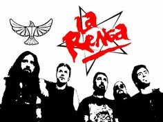 Rock Argentino, El Rock And Roll, Rock Y Metal, Band Logos, Tatoos, Stencils, Fictional Characters, Formula 1, Musicians