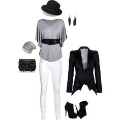 Amos Lee Night Outfit, created by kelsey-blomquist on Polyvore