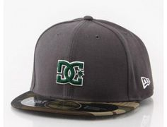 DC SHOES x NEW ERA「Empire SE」59Fifty Fitted Baseball Cap