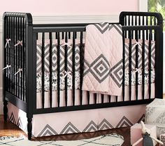Create a beautiful space for your baby to sleep that's also comfortable, warm and welcoming to you. Start with a color and theme, then work in a range of functional accessories.