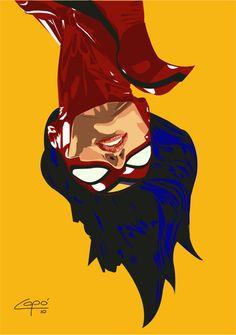Spiderwoman by jorgecopo.deviantart.com on @deviantART