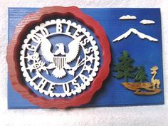 Check out this item in my Etsy shop https://www.etsy.com/listing/207626623/an-american-tribute