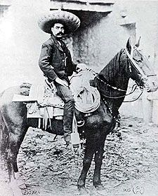 Emiliano Zapata - Southern Mexico Revolutionary...Fought for Returning the Land to the People.