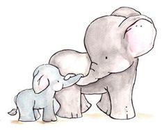 Twinkle twinkle little star archival print elephant nursery childrens art kids room decor kids wall art child decor baby art Kids Room Art, Art Wall Kids, Art For Kids, Playroom Art, Elephant Love, Elephant Art, Cartoon Elephant, Elephant Images, Elephant Family