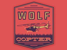 Wolf Copter.