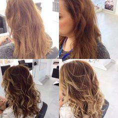 Te apetece un cambio? #imperfectsalon #sitges #hair #balayageombre