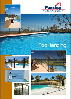 A wide range of pool fencing is almost endless at Fencing Manufacturers. Here you will get stylish and decorative pool fence for your home with multiple colours. Also offer delivery services, for more information, visit our website.