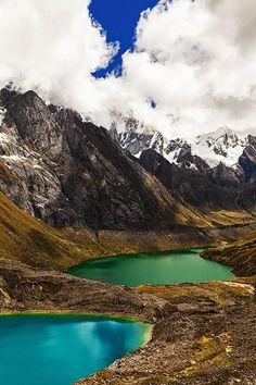 ✯ Cordillera Huayhuash, Peru
