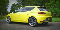 We test the new SEAT Leon Cupra 280 on Scottish roads and let you know whether you should buy one Take A Seat, Driving Test, Tartan, Take That, Vehicles, Car, Wheels, Automobile, Plaid