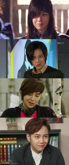 Pin di Enas hesham su mary stayd out toda la noche t Asian Actors, Korean Actors, Jang Geun Suk, Korean Drama Quotes, Jimin, Drama Fever, Love Rain, Park Shin Hye, Korean Star