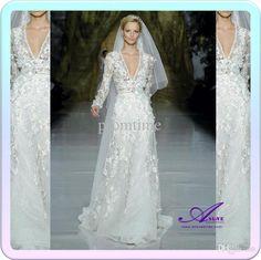 Wholesale Elie Saab Wedding Dress