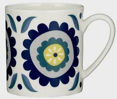 print & pattern - john lewis mug
