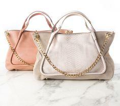 pretty pastel bags