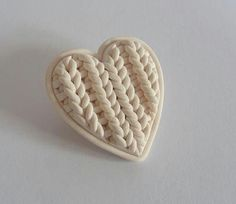 Knitted clay