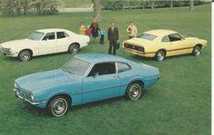 1972 Ford Maverick 2 Door Sedan 1972 Ford Maverick 4 Door Sedan 1972 Ford Maverick 2 Door Grabber Sport Sedan Ford Maverick Ford Granada Ford