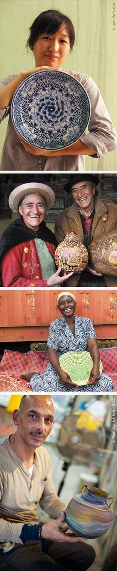 Fair Trade Gifts   Ten Thousand Villages - Fairtrade Retailer