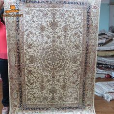 Aliexpress.com : Buy free shipping 4x6 foot 122x183cm white hand knotted oriental carpets rugs from Reliable Carpet suppliers on Henan Camel Carpet Company Limited | Alibaba Group