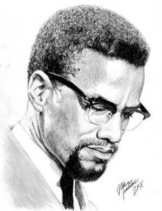"""Born Malcolm Little Died Malcolm X"" by : Buy prints, posters, canvas and framed wall art directly from thousands of independent working artists at Imagekind.com."